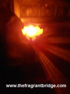 Wesak candle