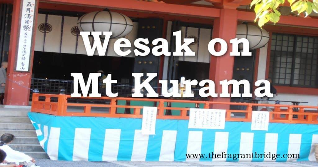 Wesak on Mt Kurama
