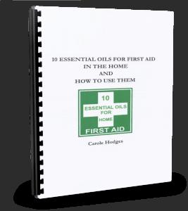 First aid binder