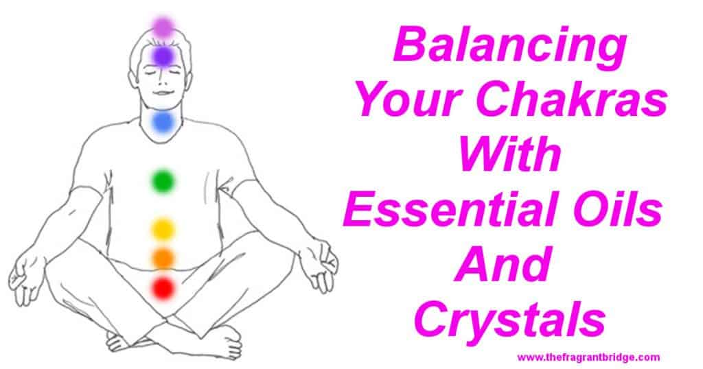 Balancing your chakras header