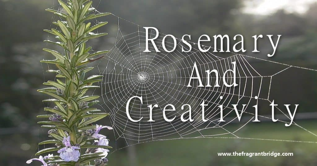 rosemary and creativity header