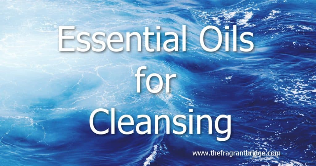 essential oils for cleansing header