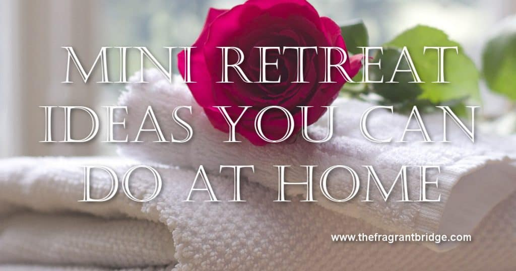 mini-retreat-ideas