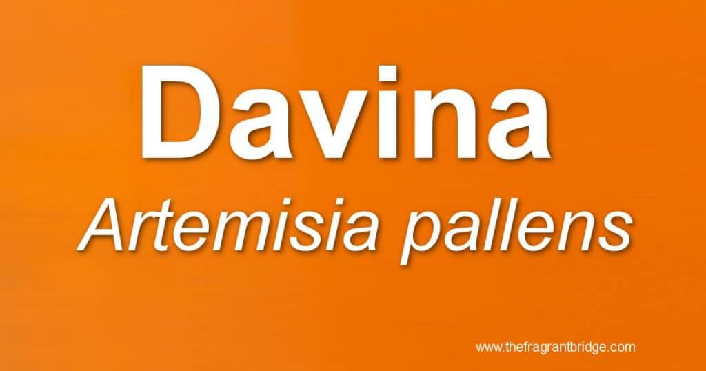 Davana header